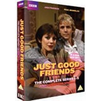 Just Good Friends: The Complete Series 1-3 [DVD] (1983) (4-Disc Set)
